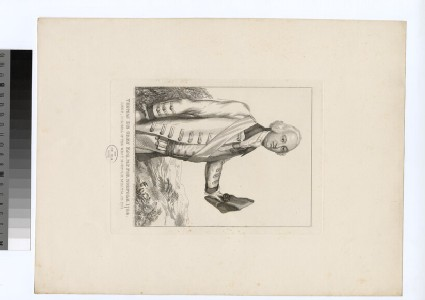 Portrait of T. De Grey