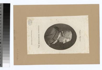 Portrait of G. Dempster
