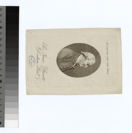 Portrait of J. S. Denham