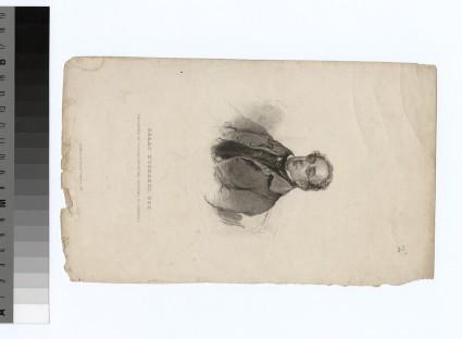 Portrait of I. D'Israeli