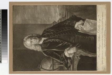 Portrait of A. Dobbs
