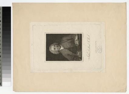 Portrait of J. Dollond