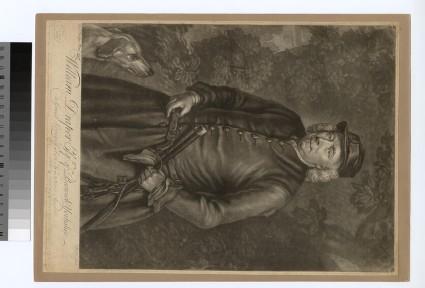 Portrait of W. Draper