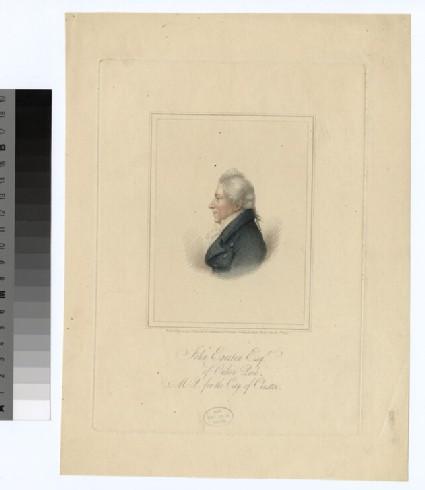 Portrait of J. Egerton
