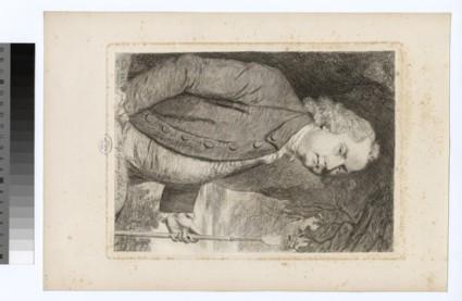 Portrait of P. Oulton