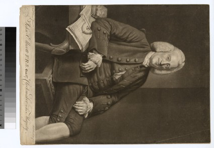 Portrait of J. Ellicott