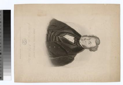Portrait of J. P. Elwes