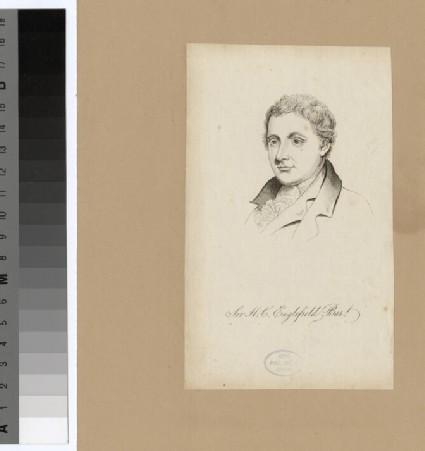 Portrait of H. C. Englefield