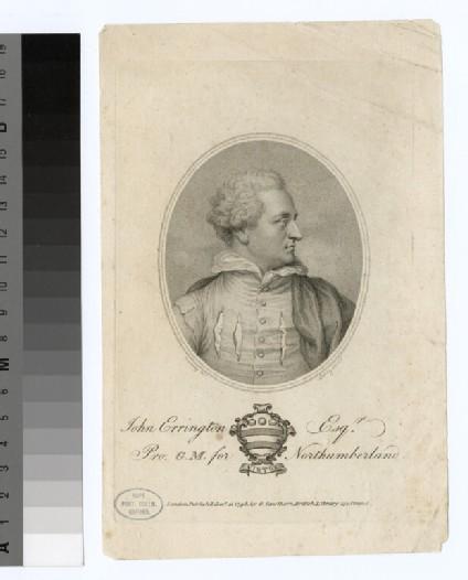 Portrait of J. Errington