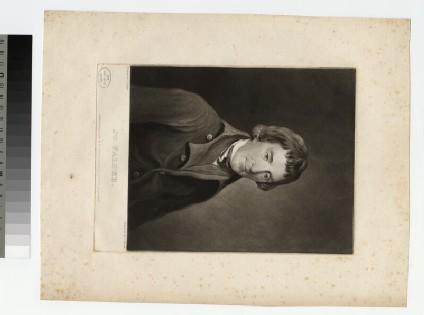 Portrait of J. Falder