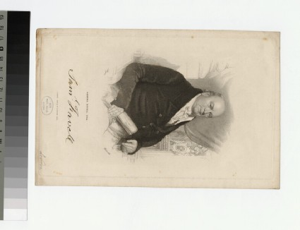 Portrait of S. Favell