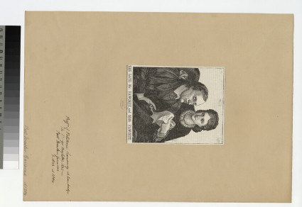 Portrait of Mr and Mrs Fawcett