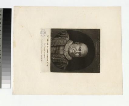 Portrait of C. Featherstone