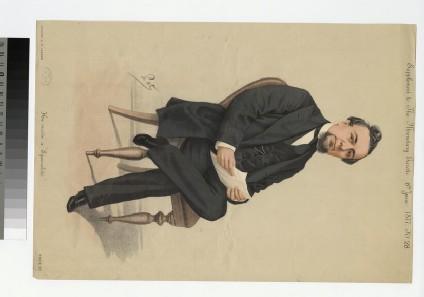 Portrait of Mr Feltoe