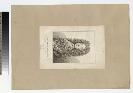 Portrait of J. Fenwick