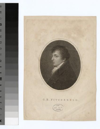 Portrait of G. R. Fitzgerald
