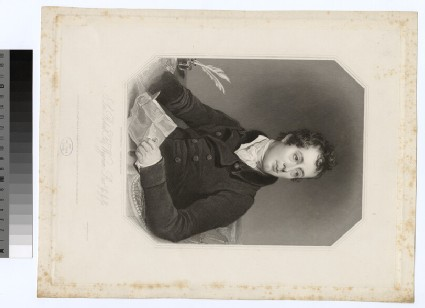 Portrait of R. FitzWygram