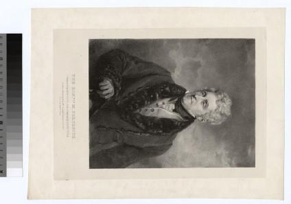 Portrait of M. Fortescue