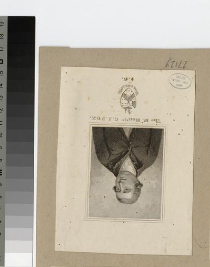 Portrait of C. J. Fox