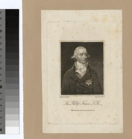 Portrait of P. Francis