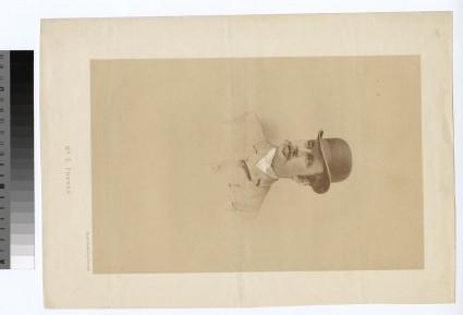 Portrait of E. Frewen