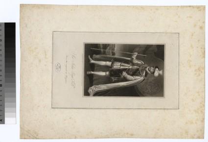 Portrait of J. Gage
