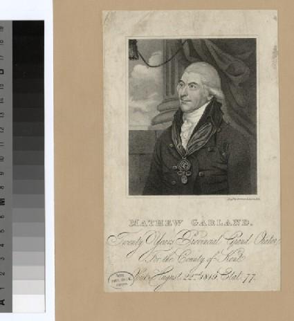 Portrait of T. Gargrave
