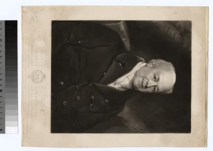 Portrait of T. Garrett