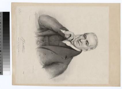 Portrait of J. Gawthorn