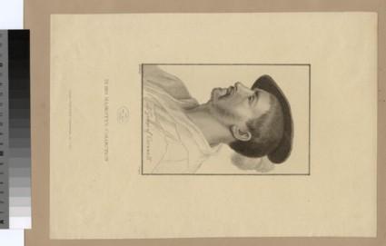 Portrait of S. George