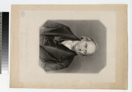 Portrait of M. Gibbs