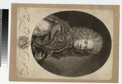 Portrait of R. Gipps