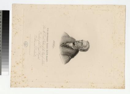 Portrait of R. C. Glyn