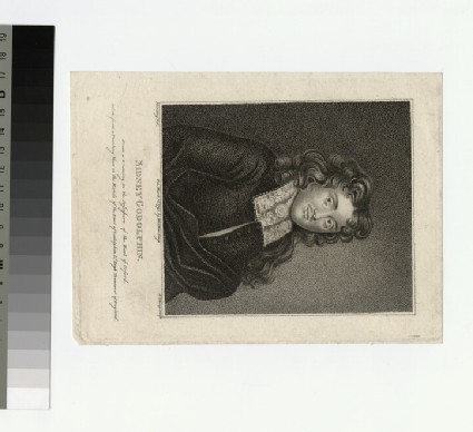 Portrait of S. Godolphin