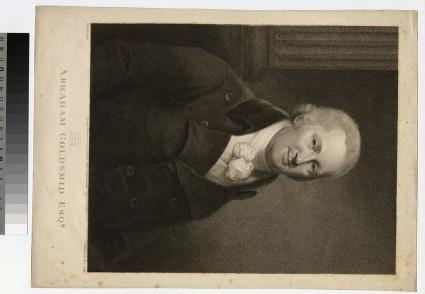 Portrait of A. Goldsmid