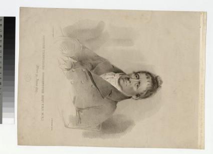 Portrait of G. T. Goodenough
