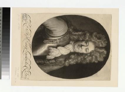 Portrait of Sir Henry Goodricke