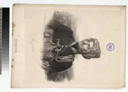 Portrait of T. Gordon