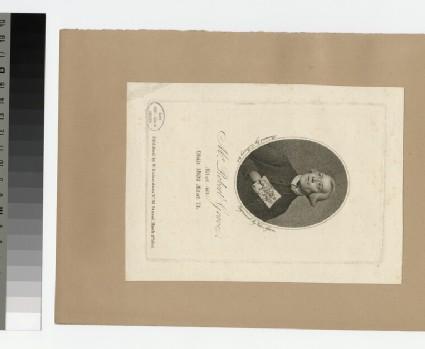Portrait of R. Grave