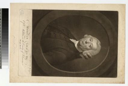 Portrait of M. Graves