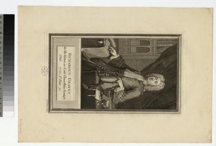 Portrait of R. Graves