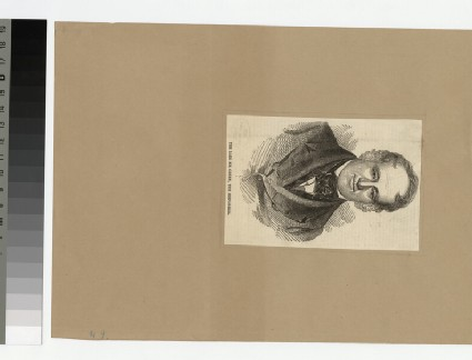 Portrait of Mr Green
