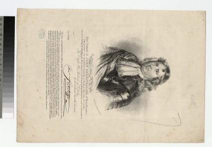 Portrait of J. Greenhalgh