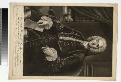 Portrait of G. Watson Grenville