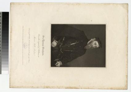 Portrait of T. Gresham