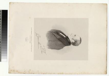 Portrait of Charles Cavendish Fulke Grenville