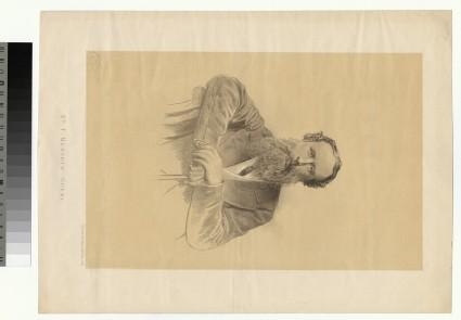 Portrait of Thomas Merthyr Guest