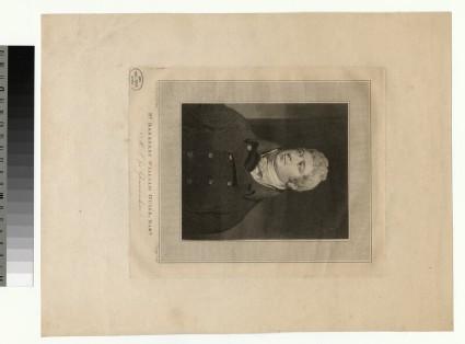 Portrait of B. W. Guise