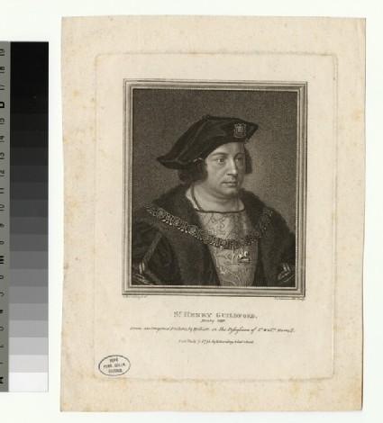 Portrait of H. Guildford