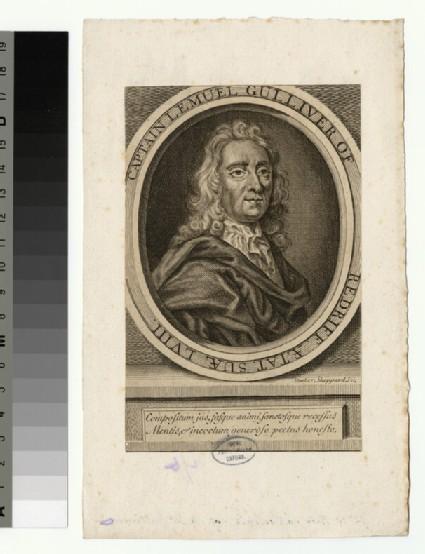 Portrait of L. Gulliver